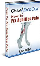 Fix Achilles Tendon, Calf and Shin Pain