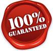 100 percent guaranted