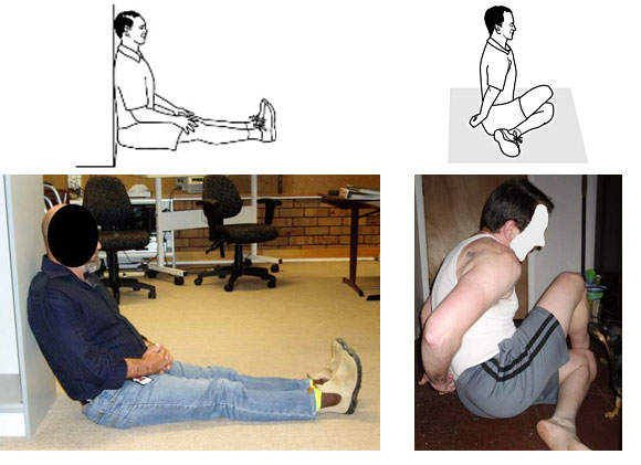 lower backpain stretches
